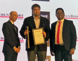 Anand Piramal Conferred with Hurun Real Estate 'Unicorn of the Year' Award